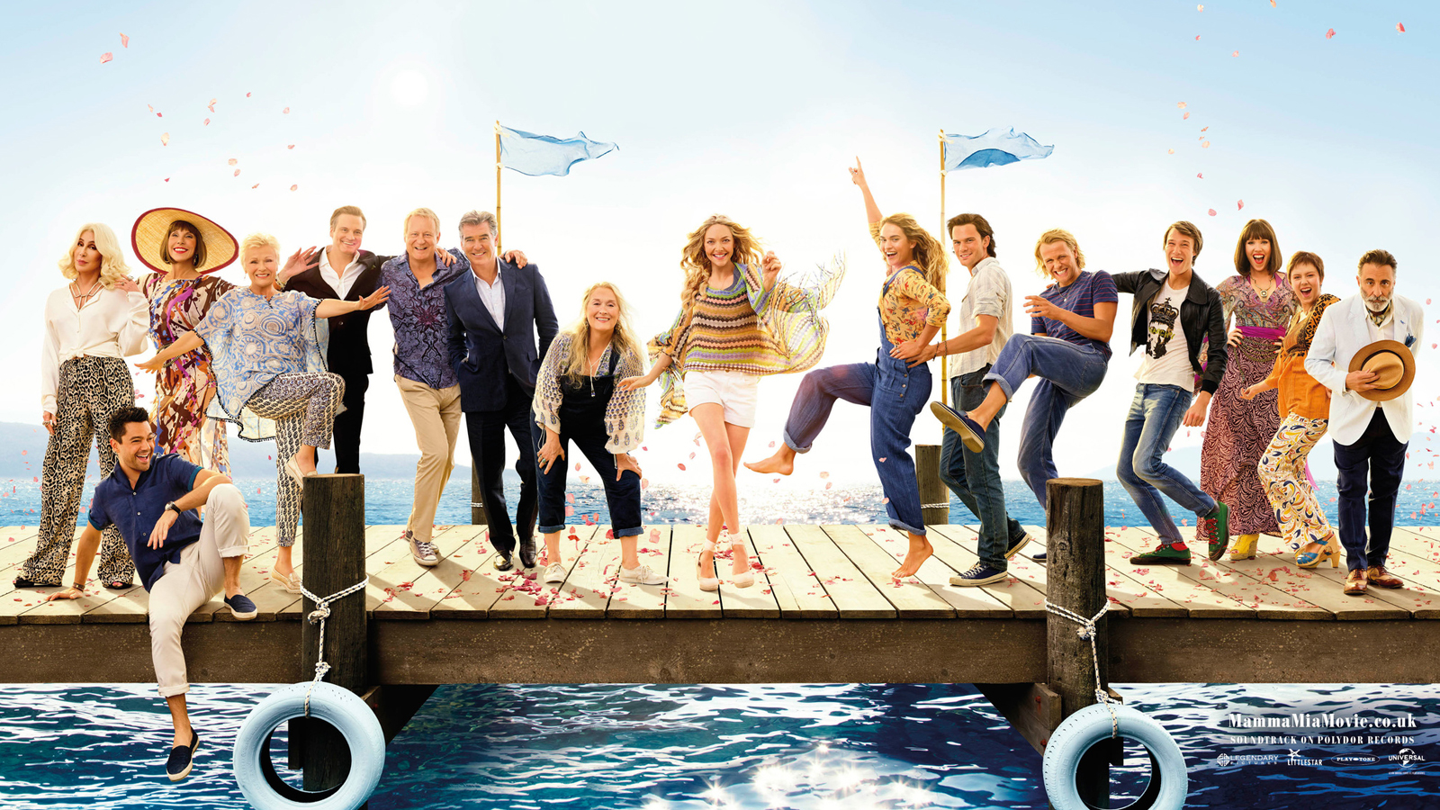 MAMMA MIA 2